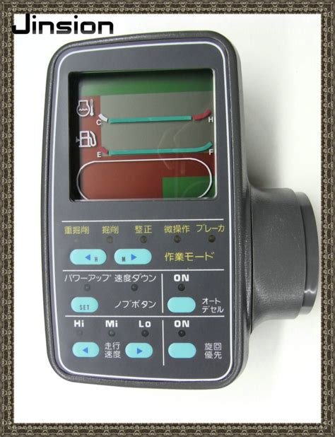 Monitor Excavator Cat china komatsu pc 200 6 excavator monitor with 4d95 engine china komatsu pc 200 6