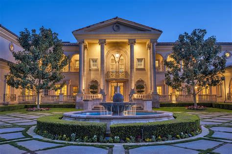 Luxury Mediterranean Homes villa bellosguardo 11 995 000 pricey pads