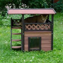 outdoor cat houses for cats outdoor wiring