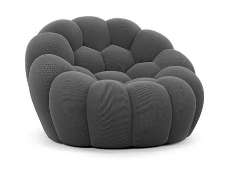 fauteuil bubble bubble fauteuil gris roche bobois decofinder