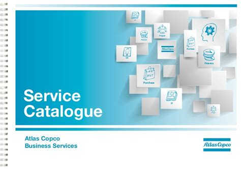 it services catalog template service catalogue