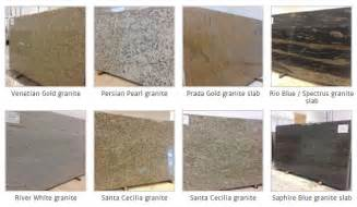 common granite colors most popular granite countertop colors