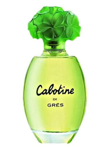 cabotine gres perfume a fragrance for 1990