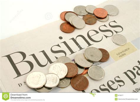 business section business section royalty free stock photography image
