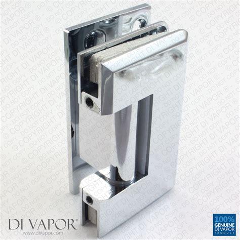 Hinge Shower Door Di Vapor R 90 Degree Wall Mounted Shower Door Glass Hinge Chrome Plated Uk Ebay