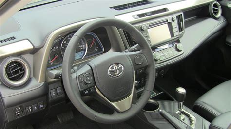 review  toyota rav limited awd  longer small