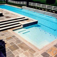 backyard pool designs with lap lane backyard pool designs asymetric lap pool designs with small deck jpg 1024 215 768