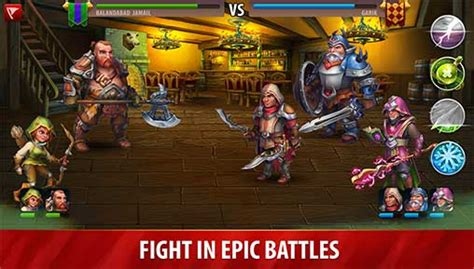 aptoide rexdl hero rush clan wars 1 1 1 apk for android apkmoded com