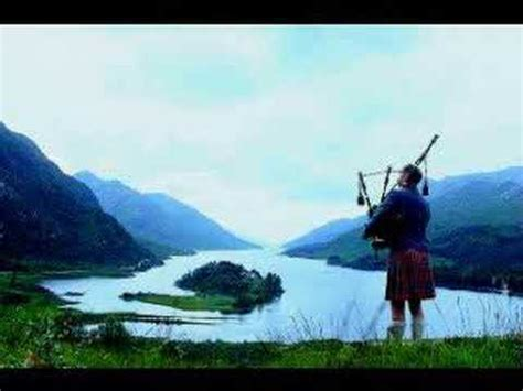 skye boat song lone piper bagpiper the skye boat song youtube