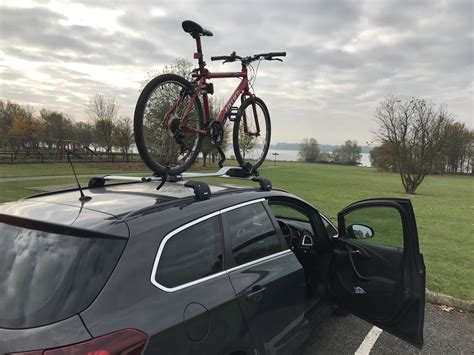 Thule Bike Rack Reviews by Review Thule Proride Bike Rack The Outdoor