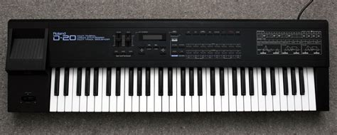 Keyboard Roland D20 roland d 20 image 556249 audiofanzine