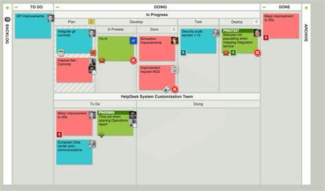 queue cards template development team using ready queues kanban board exle