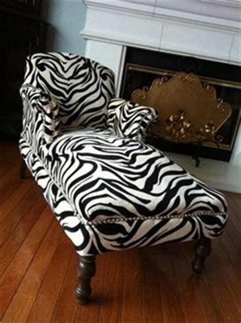 zebra chaise lounge chair 1000 images about 1920 s chaise lounge chair on pinterest