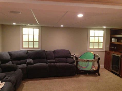light ideas for windows faux windows with backlight for basement basement