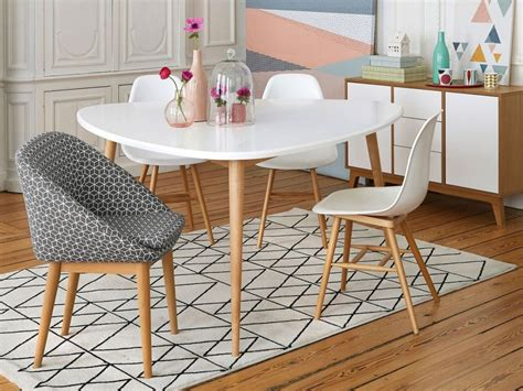 Table Salle à Manger Scandinave by D 233 Co Salle 224 Manger 5 Styles 224 Adopter Joli Place
