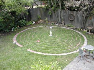 backyard labyrinth making a backyard labyrinth labyrinths pinterest