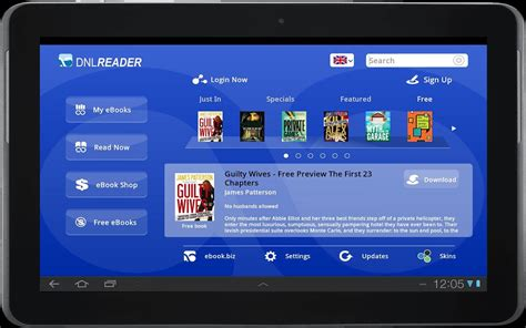 android epub reader dnl ebook reader android apps on play