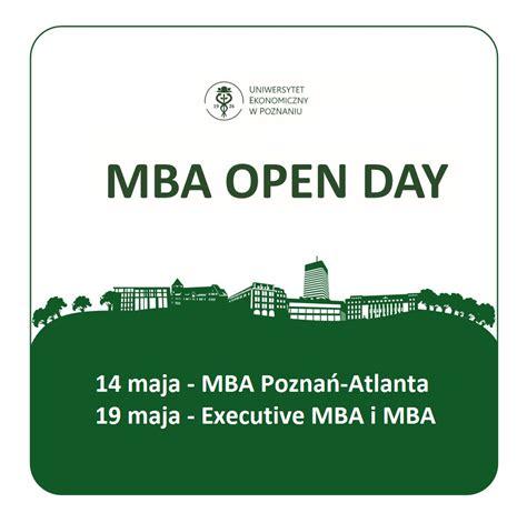 Executive Mba Atlanta by Mba Open Day Uniwersytet Ekonomiczny W Poznaniu