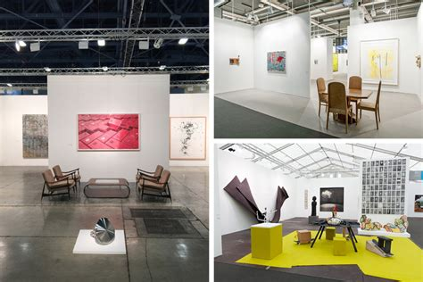 booth design miami in miami booth furniture as compelling as the art the
