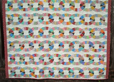 Chain Quilt Pattern Free by Chain Link Quilt Finished Quilts