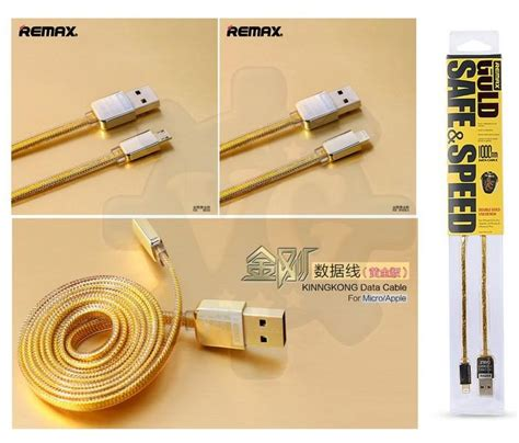 Remax Kingkong Micro Usb Cable 1 remax kingkong golden gold turbo ch end 10 15 2018 7 36 am