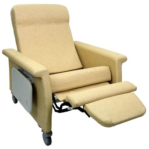 medicine chairs winco elite three position carecliner chairs