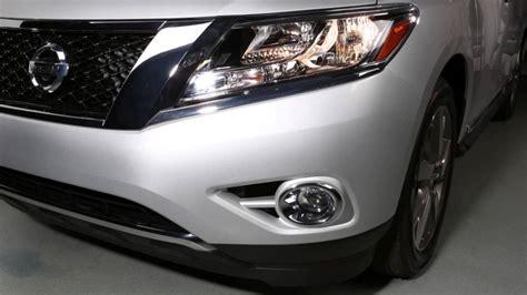 headlights and lights 2015 nissan pathfinder headlights and exterior lights