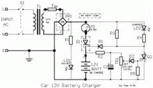 pics photos 12v car battery charger circuit diagram