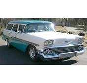 1958 Chevy Yeoman  Station Wagon Forums