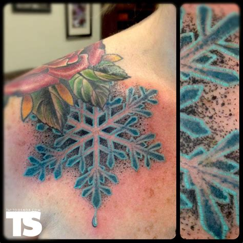 snow tattoos snowflake search tattoos