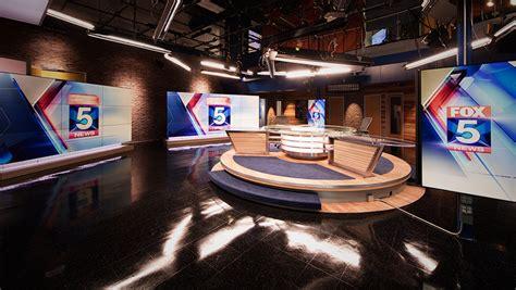 fox room san diego fox san diego introduces sophisticated in the set newscaststudio