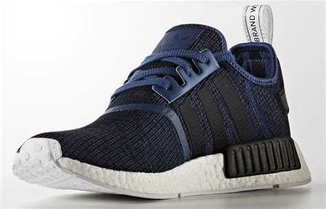 Adidas Nmd R1 Navy adidas nmd r1 navy black fastsole co uk