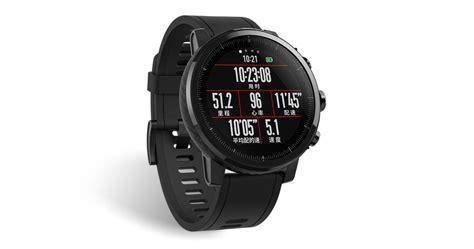 Xiaomi Huami Smartwatch nuevo huami amazfit 2 el mejor smartwatch de xiaomi sube