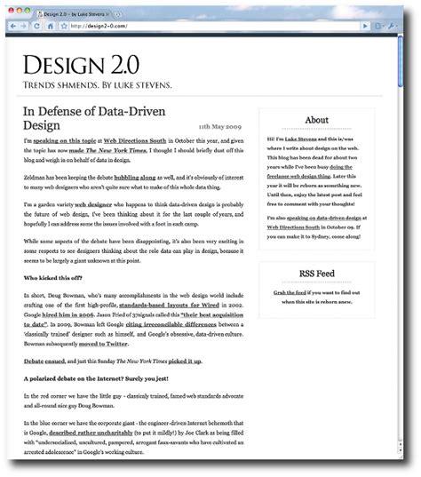 minimalist site design clean minimalist web design exles alvinalexander