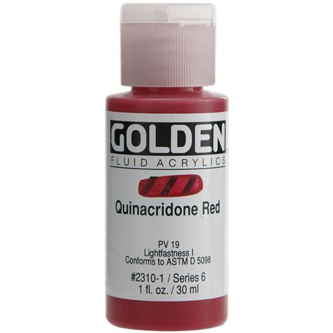 Golden Fluid Acrylic Paint Jo