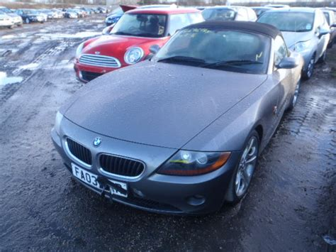how make cars 2005 bmw z4 spare parts catalogs bmw z4 breakers z4 breaking for spare parts
