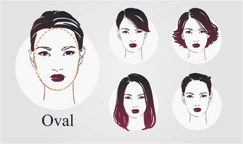 Oval Shaped Head Hair Cuts | hairstyle for oval shaped face indian life style by