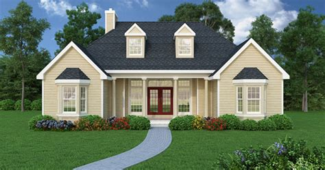 thehousedesigners small house plans affordable ranch 4676 3 bedrooms and 2 5 baths the