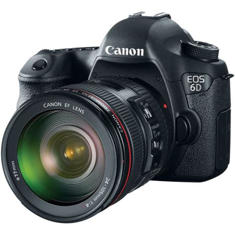 canon deals deal canon 6d w 24 105mm lens for 1 849 canon deal