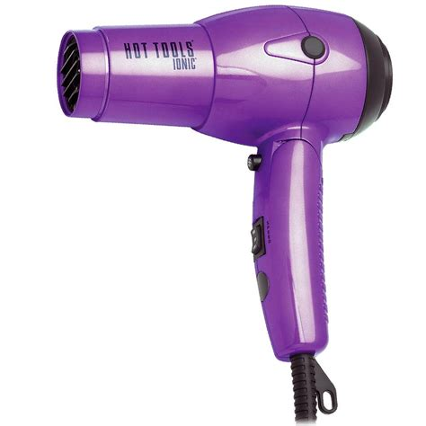 Travel Hair Dryer tools professional ht1044 ionic dual voltage travel