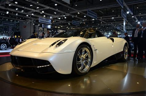 2012 pagani huayra white edition picture 441841 car