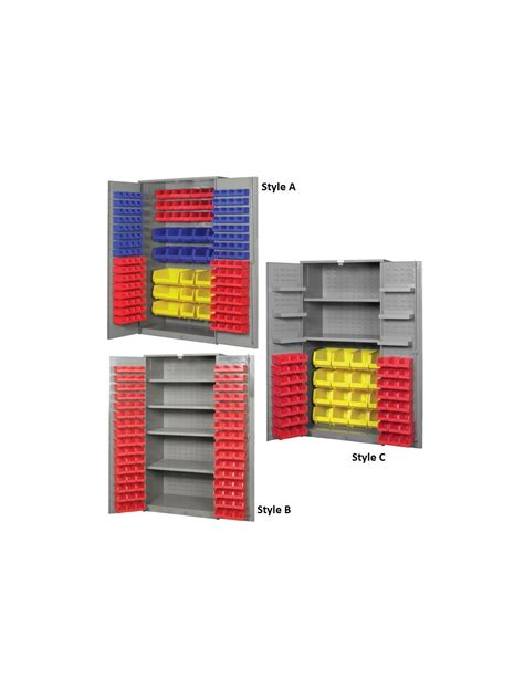 industrial storage cabinets with bins bin storage cabinets at nationwide industrial supply llc