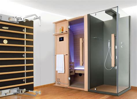 doccia sauna bagno turco sauna e bagno turco in casa ecco come rifare casa