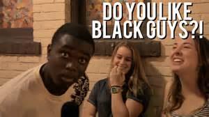 are black guys better in bed do you like black guys