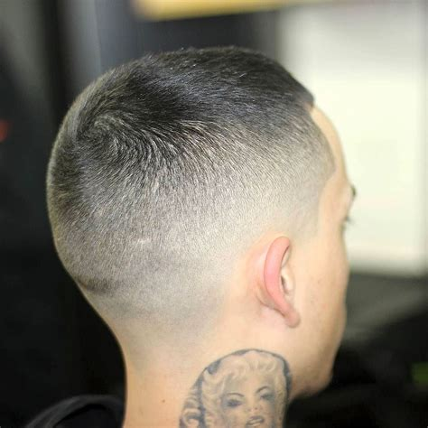 short haircuts when hair grows low on neck 20 very short haircuts for men