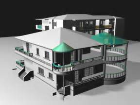 house building residential home max 3ds max