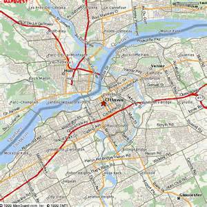 ottawa in canada map listings canada