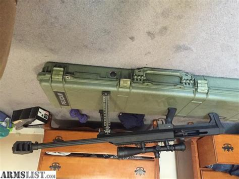 used 50 bmg for sale armslist for sale barrett m99 50 bmg