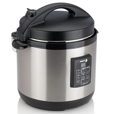 Multi Cooker 3 in 1 electric multi cooker fagor 670040230 cooking appliances cing world