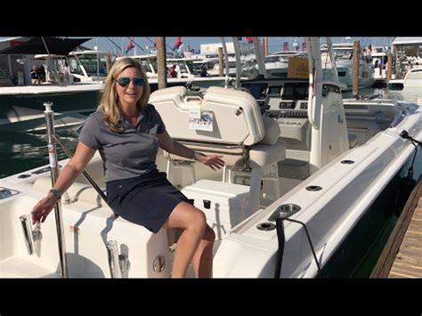 boston boat show 2017 the 2017 innovation award winning boston 230 outrage at